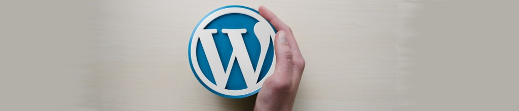 Image of Wordpress logo
