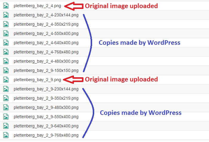 wordpress image compression
